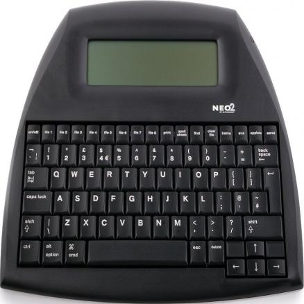 Renaissance Learning Neo2 Word Processor with Full Size